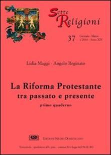 La riforma protestante. Vol. 2: Martin Lutero. - Roberto Coggi - copertina