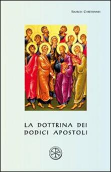 Warholgenova.it La dottrina dei dodici apostoli. Didaché Image