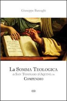La Somma Teologica di San Tommaso dAquino. In compendio.pdf