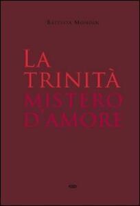 La Trinità mistero d'amore - Battista Mondin - copertina