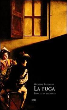 Vastese1902.it La fuga. Esercizi di filosofia Image