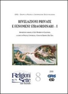 Festivalshakespeare.it Religioni e sette nel mondo. Vol. 8: Rivelazioni private e fenomeni straordinari I. Image