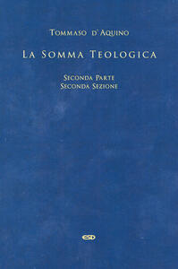 Somma teologica. Vol. 2\2