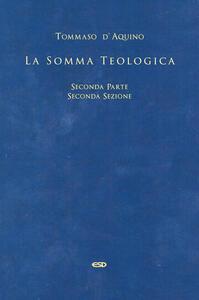 Somma teologica. Vol. 2\2
