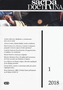 Steamcon.it Sacra doctrina (2018). Vol. 1 Image