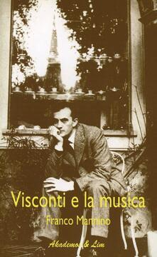 Warholgenova.it Visconti e la musica Image