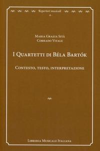 I quartetti di Béla Bartók. Contesto, testo, interpretazione