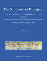 The The San Lorenzo palimpsest. Florence, Archivio del Capitolo di San Lorenzo Ms. 2211 - - wuz.it