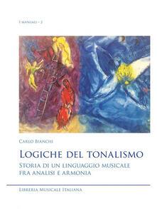 Antondemarirreguera.es Logiche del tonalismo. Storia di un linguaggio musicale fra analisi e armonia Image