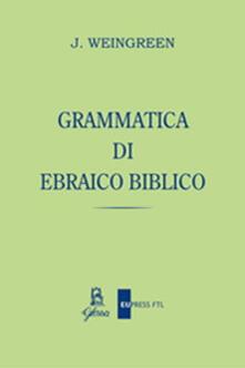 Fondazionesergioperlamusica.it Grammatica di ebraico biblico Image