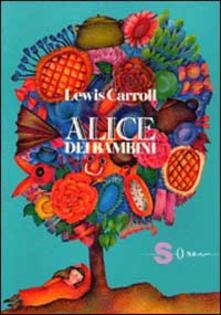 Alice dei piccoli - Lewis Carroll - copertina
