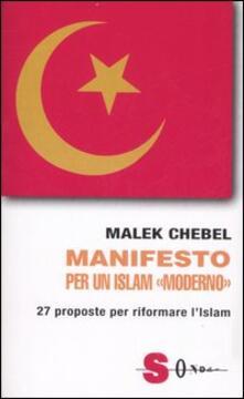 Criticalwinenotav.it Manifesto per un Islam «moderno». 27 proposte per riformare l'Islam Image