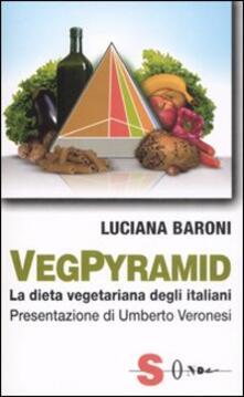 Radiospeed.it VegPyramid. La dieta vegetariana degli italiani Image