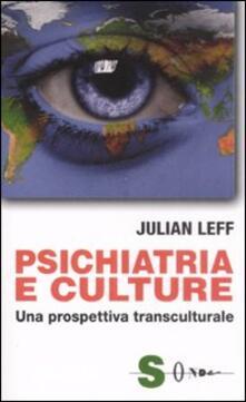 Osteriacasadimare.it Psichiatria e culture. Una prospettiva transculturale Image