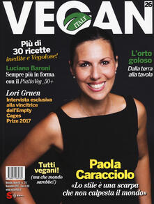 Nordestcaffeisola.it Vegan Italy (2017). Vol. 26: Novembre. Image