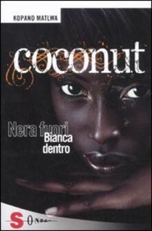 Voluntariadobaleares2014.es Coconut. Nera fuori bianca dentro Image