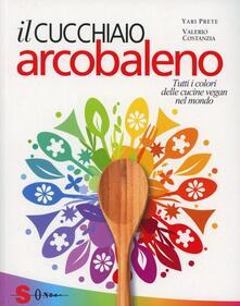 Radiospeed.it Il cucchiaio arcobaleno. Tutti i colori delle cucine vegan nel mondo Image