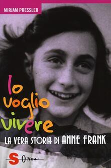 Camfeed.it Io voglio vivere. La vera storia di Anne Frank Image