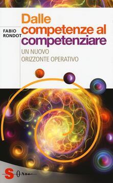 Antondemarirreguera.es Dalle competenze al competenziare. Un nuovo orizzonte operativo Image