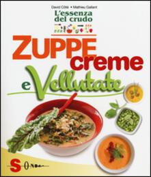 Promoartpalermo.it Zuppe, creme e vellutate. L'essenza del crudo Image