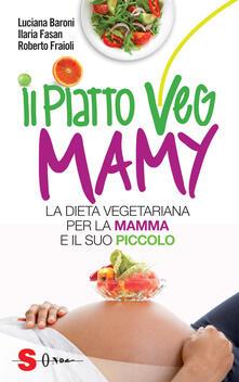 Winniearcher.com Il piatto veg mamy. La dieta vegetariana per la mamma e il suo piccolo Image