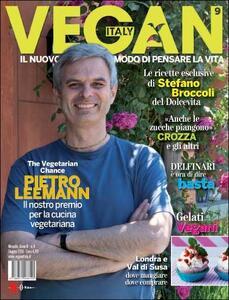 Vegan Italy (2016). Vol. 9