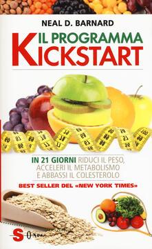 Fondazionesergioperlamusica.it Il programma Kickstart. In 21 giorni riduci il peso, acceleri il metabolismo e abbassi il colesterolo Image