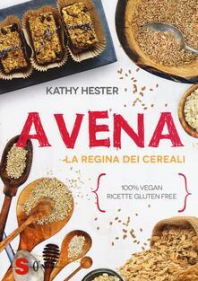 Aboutschuster.de Avena. La regina dei cereali. 100% vegan, ricette gluten free Image