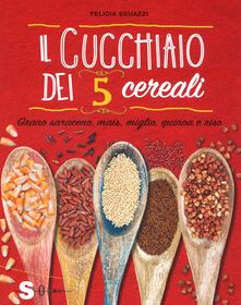 Chievoveronavalpo.it Il cucchiaio dei 5 cereali. Grano saraceno, mais, miglio, quinoa e riso Image