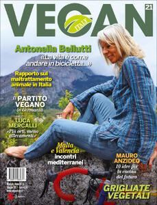 Vegan Italy (2017). Vol. 21: Giugno.