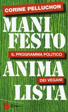 Aboutschuster.de Manifesto animalista. Il programma politico dei vegani Image