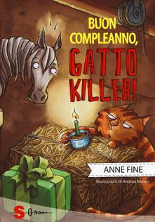 Antondemarirreguera.es Buon compleanno, gatto killer! Image