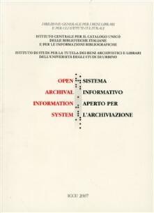 Fondazionesergioperlamusica.it Open archival information system-Sistema operativo aperto per l'archiviazione Image
