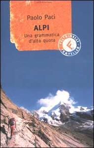 Alpi. Una grammatica d'alta quota