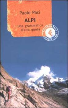 Voluntariadobaleares2014.es Alpi. Una grammatica d'alta quota Image