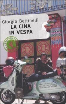 Aboutschuster.de La Cina in Vespa Image