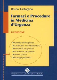 Promoartpalermo.it Farmaci e procedure in medicina d'urgenza Image