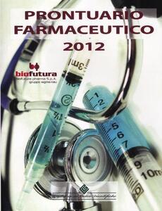 Prontuario farmaceutico 2012
