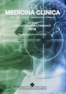 Daddyswing.es Medicina clinica. Basi biologiche, diagnostica, terapia. Enciclopedia multimediale. CD-ROM Image