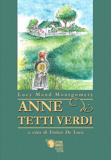 Anne di Tetti Verdi - Lucy Maud Montgomery - copertina