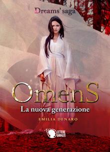 Antondemarirreguera.es Omens. La nuova generazione. Dreams. Vol. 2 Image