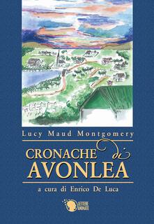 Cronache di Avonlea - Lucy Maud Montgomery - copertina