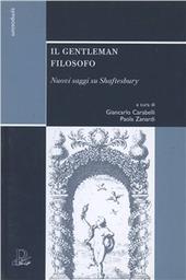 Il gentleman filosofo. Nuovi saggi su Shaftesbury