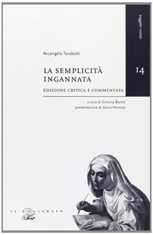 Nicocaradonna.it La semplicità ingannata Image
