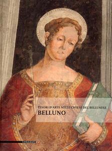Tesori d'arte nelle chiese del bellunese, Belluno