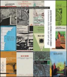 Aldo Rossi, la storia di un libro. «L'architettura della città», dal 1966 ad oggi. Ediz. multilingue - copertina