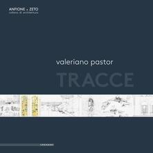 Tracce - Valeriano Pastor - copertina