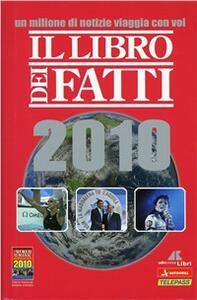 Il libro dei fatti 2010 - copertina