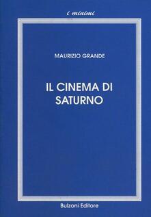 Vastese1902.it Il cinema di Saturno. Commedia e malinconia Image
