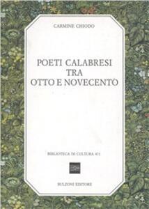 Poeti calabresi tra Otto e Novecento